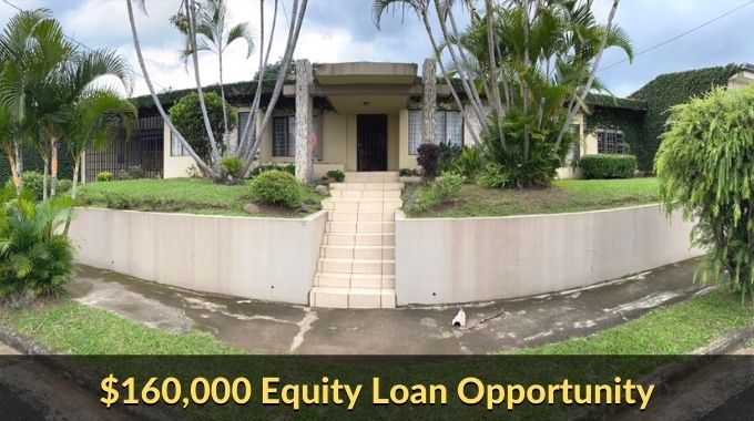 $160,000 Equity Loan Rohrmoser